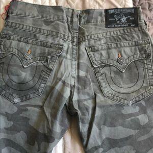 True Religion Shorts - True Religion Camo Shorts